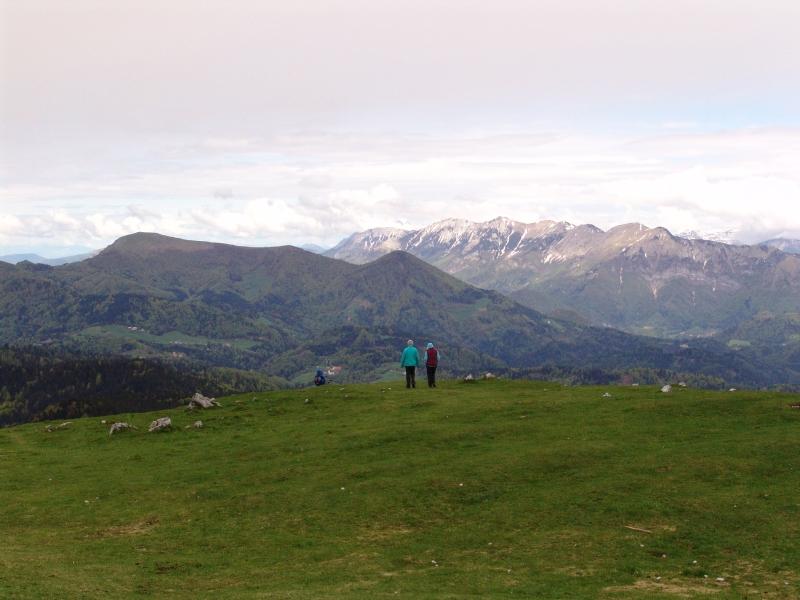 Porezen in Spodnje bohinjske gore