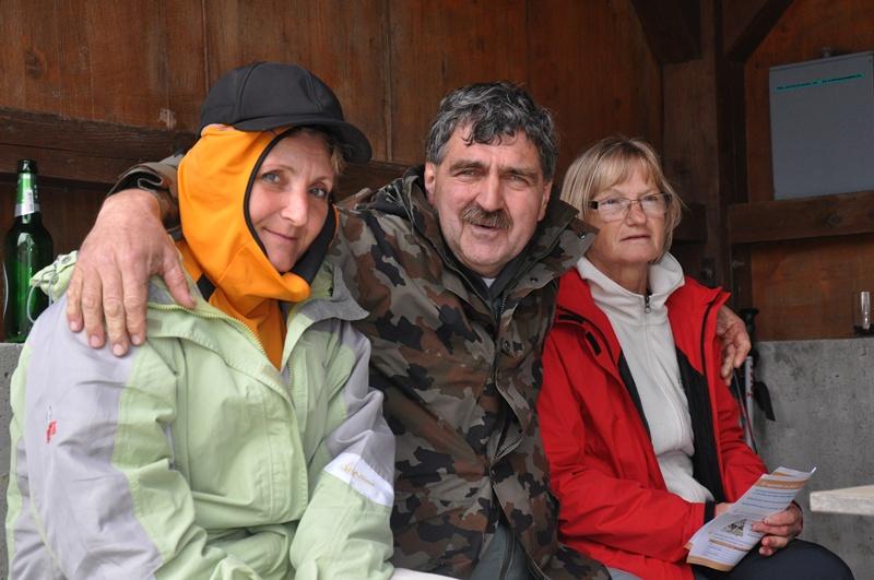 Vesna, Janez in Štefka