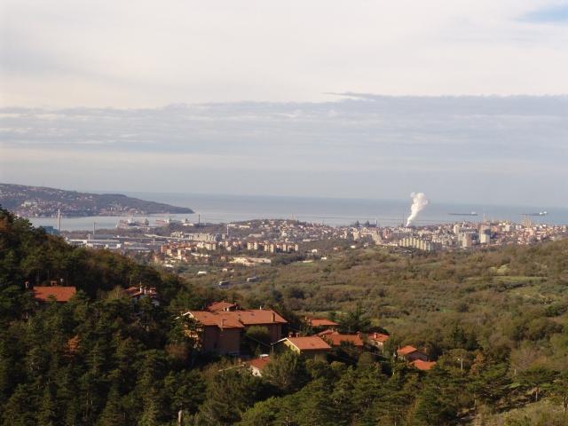 Tržaško pristanišče