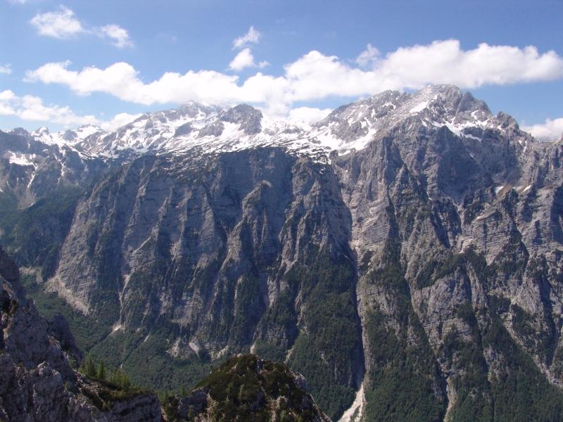 Dolina Krme, Rjavina, ...