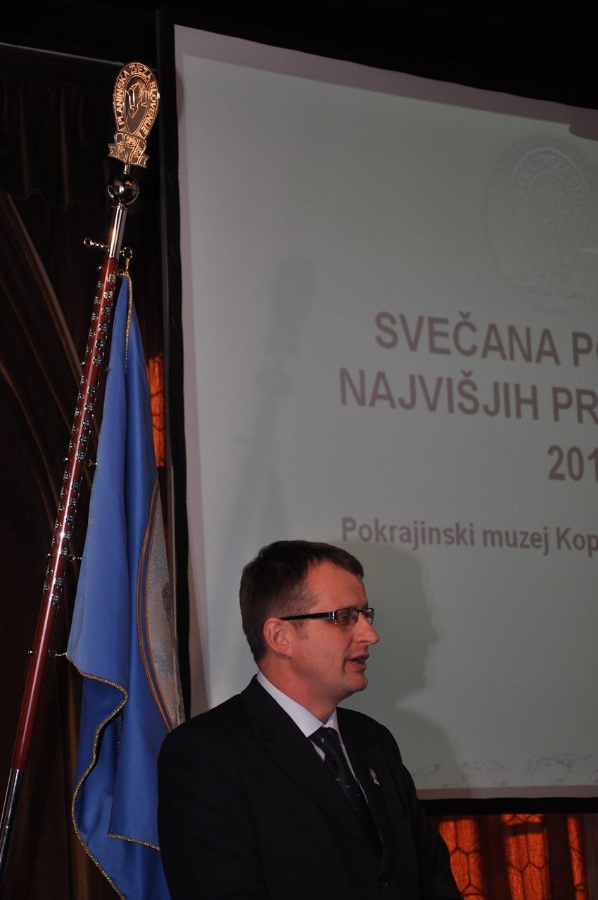 Predsednik PZS g. Bojan Rotovnik
