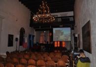 Dvorana Pokrajinskega muzeja Koper