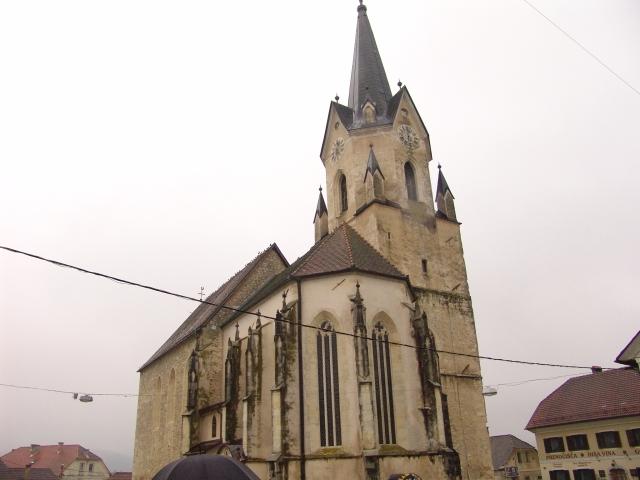 Župnijska cerkev Sv. Ruperta